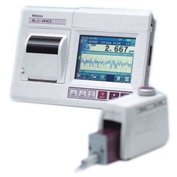 mitutoyo rugosimetro portatil SJ410